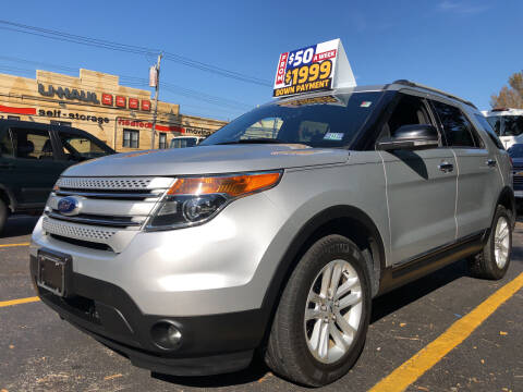 2015 Ford Explorer for sale at Deleon Mich Auto Sales in Yonkers NY