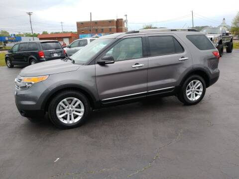 2013 Ford Explorer for sale at Big Boys Auto Sales in Russellville KY