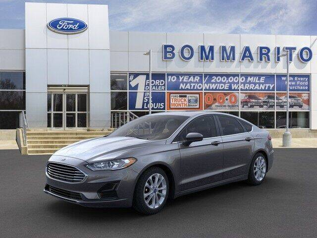 2020 Ford Fusion Hybrid for sale in Hazelwood, MO