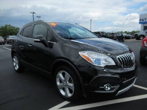 2015 Buick Encore for sale at Cj king of car loans/JJ's Best Auto Sales in Troy MI