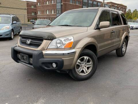 2004 Honda Pilot for sale at Samuel's Auto Sales in Indianapolis IN