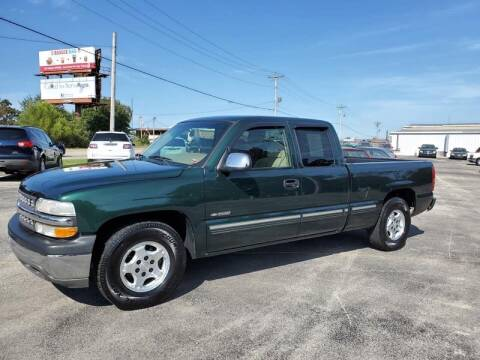2002 Chevrolet Silverado 1500 for sale at Aaron's Auto Sales in Poplar Bluff MO