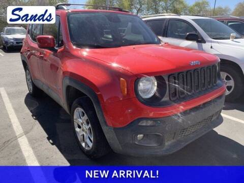 2018 Jeep Renegade for sale at Sands Chevrolet in Surprise AZ