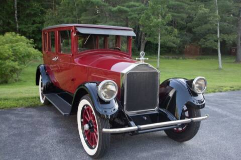 1926 Pierce Arrow 80 for sale at Essex Motorsport, LLC in Essex Junction VT