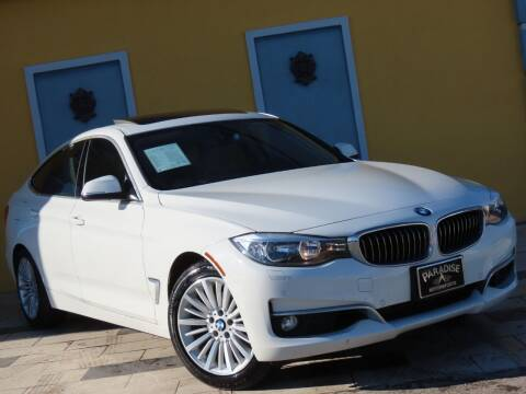 2015 BMW 3 Series for sale at Paradise Motor Sports LLC in Lexington KY
