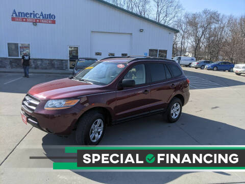 2009 Hyundai Santa Fe for sale at AmericAuto in Des Moines IA