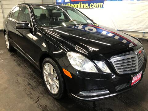 2013 Mercedes-Benz E-Class for sale at Auto Rite in Cleveland OH