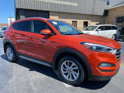 2017 Hyundai Tucson for sale at C Pizzano Auto Sales in Wyoming PA