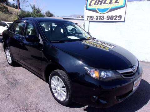 2011 Subaru Impreza for sale at Circle Auto Center in Colorado Springs CO
