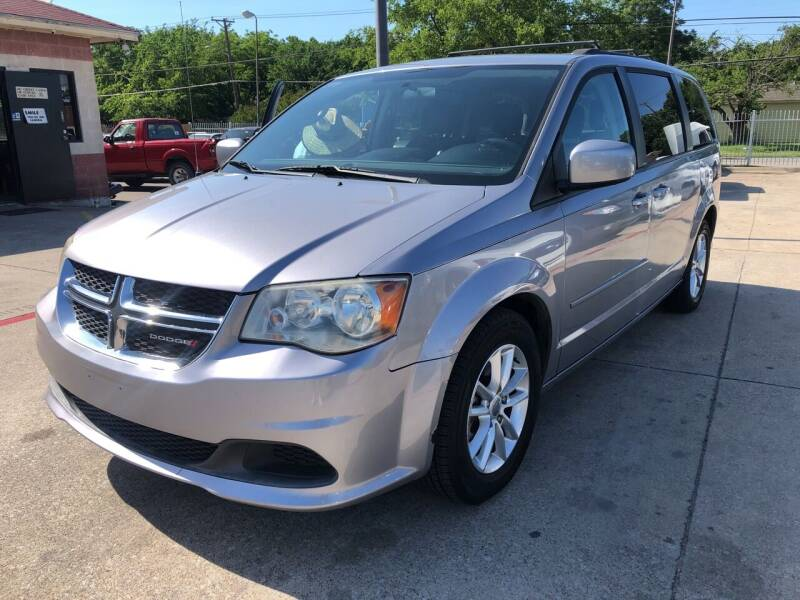2014 Dodge Grand Caravan for sale at GP Auto Group in Grand Prairie TX