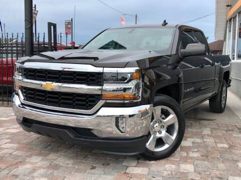 2018 Chevrolet Silverado 1500 for sale at Unique Motors of Tampa in Tampa FL