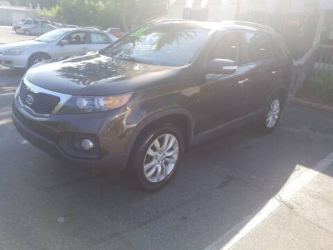 2011 Kia Sorento for sale at TR MOTORS in Gastonia NC