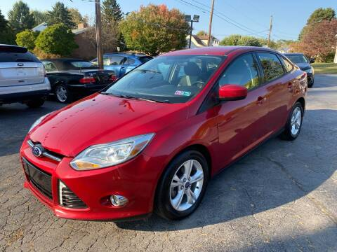 2012 Ford Focus for sale at Car Man Auto in Old Forge PA