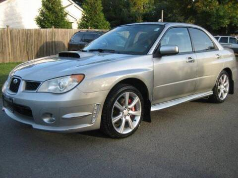 2007 Subaru Impreza for sale at ALL Motor Cars LTD in Tillson NY