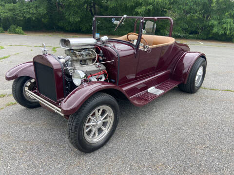 1927 Ford Model T for sale at Clair Classics in Westford MA