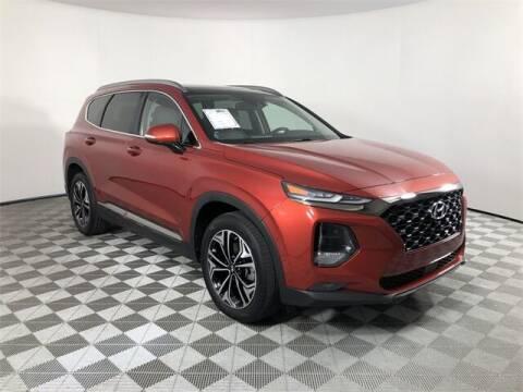 2019 Hyundai Santa Fe for sale at Allen Turner Hyundai in Pensacola FL
