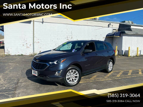 2019 Chevrolet Equinox for sale at Santa Motors Inc in Rochester NY