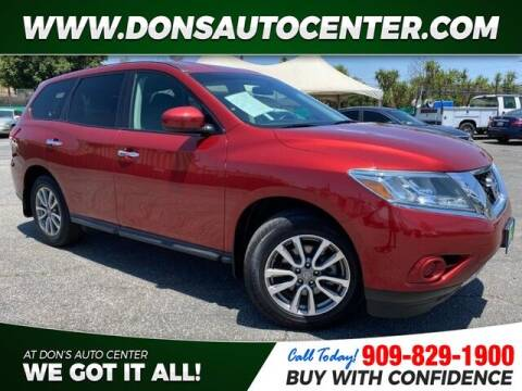 2013 Nissan Pathfinder for sale at Dons Auto Center in Fontana CA
