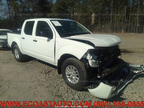 2019 Nissan Frontier for sale at East Coast Auto Source Inc. in Bedford VA