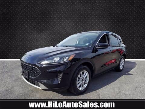 2020 Ford Escape for sale at Hi-Lo Auto Sales in Frederick MD