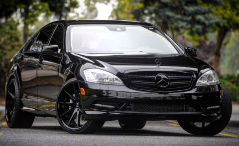 2013 Mercedes-Benz S-Class for sale at MS Motors in Portland OR