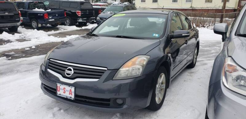 2008 Nissan Altima Hybrid for sale at Union Street Auto in Manchester NH