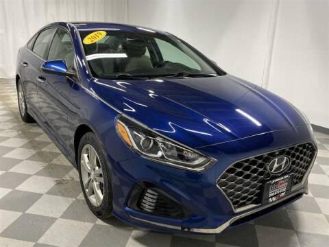 2019 Hyundai Sonata for sale at Mr. Car LLC in Brentwood MD