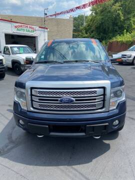 2013 Ford F-150 for sale at North Hill Auto Sales in Akron OH