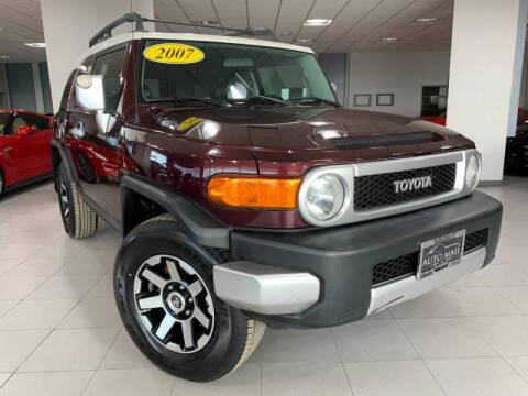 2007 Toyota FJ Cruiser for sale at Auto Mall of Springfield in Springfield IL