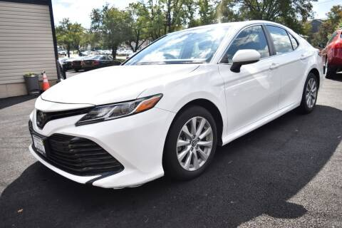 2018 Toyota Camry for sale at ZIPMOTOR.COM in Arlington VA