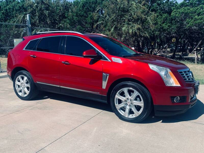 2015 Cadillac SRX for sale at Luxury Motorsports in Austin TX