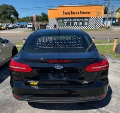 2017 Ford Focus for sale at JacksonvilleMotorMall.com in Jacksonville FL