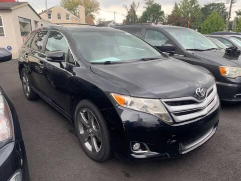 2014 Toyota Venza for sale at Park Avenue Auto Lot Inc in Linden NJ