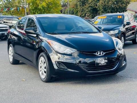 2013 Hyundai Elantra for sale at Boise Auto Group in Boise ID
