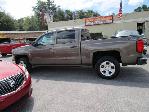 2014 Chevrolet Silverado 1500 for sale at Downtown Motors in Milton FL
