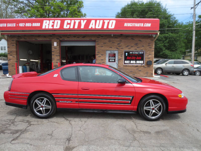 2004 Chevrolet Monte Carlo for sale at Red City  Auto in Omaha NE