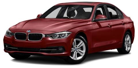 2017 BMW 3 Series for sale at TRADEWINDS MOTOR CENTER LLC in Cleveland OH