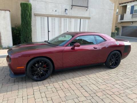 2021 Dodge Challenger for sale at California Motor Cars in Covina CA