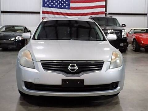 2008 Nissan Altima for sale at Texas Motor Sport in Houston TX