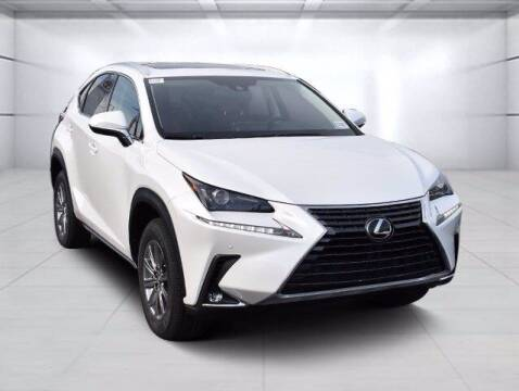 2021 Lexus NX 300 for sale at BOB ROHRMAN FORT WAYNE TOYOTA in Fort Wayne IN
