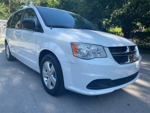 2014 Dodge Grand Caravan for sale at Thornhill Motor Company in Lake Worth TX