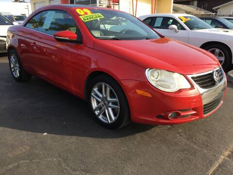 2009 Volkswagen Eos for sale at Auto Max of Ventura in Ventura CA