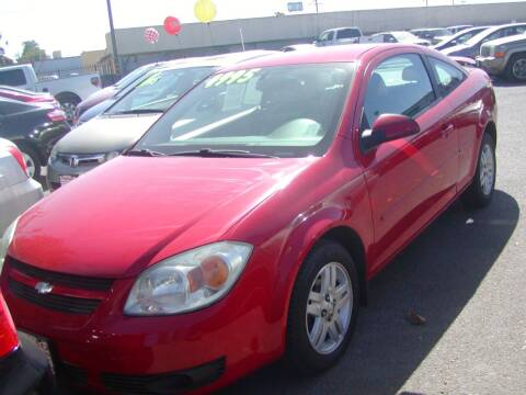 2006 Chevrolet Cobalt for sale at Primo Auto Sales in Merced CA