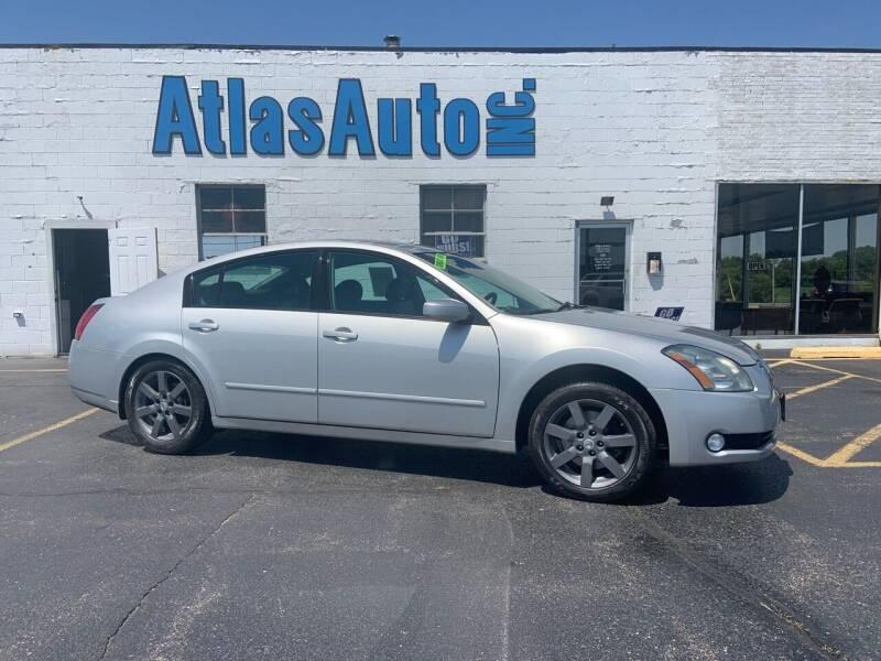 2006 Nissan Maxima for sale at Atlas Auto in Rochelle IL