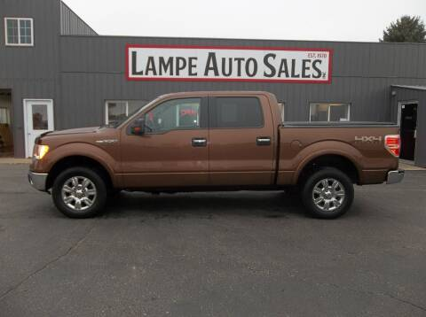 2011 Ford F-150 for sale at Lampe Auto Sales in Merrill IA