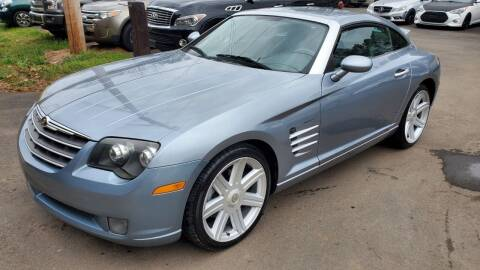 2006 Chrysler Crossfire for sale at GA Auto IMPORTS  LLC in Buford GA
