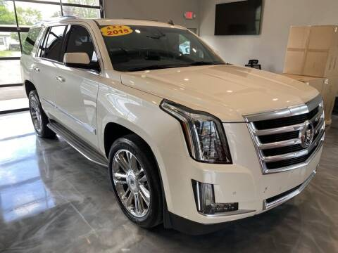 2015 Cadillac Escalade for sale at Crossroads Car & Truck in Milford OH