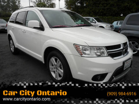 2012 Dodge Journey for sale at Car City Ontario in Ontario CA