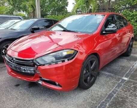 2014 Dodge Dart for sale at JacksonvilleMotorMall.com in Jacksonville FL