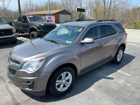 2011 Chevrolet Equinox for sale at INTERNATIONAL AUTO SALES LLC in Latrobe PA